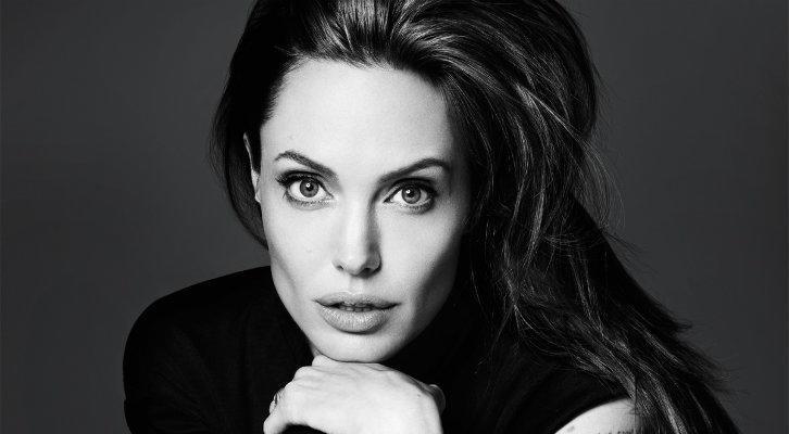 Анджелина Джоли в instagram