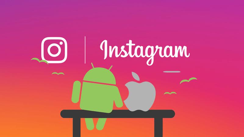 Instagram на Android как на iPhone