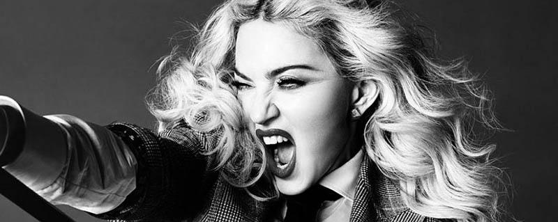 Мадонна в инстаграм