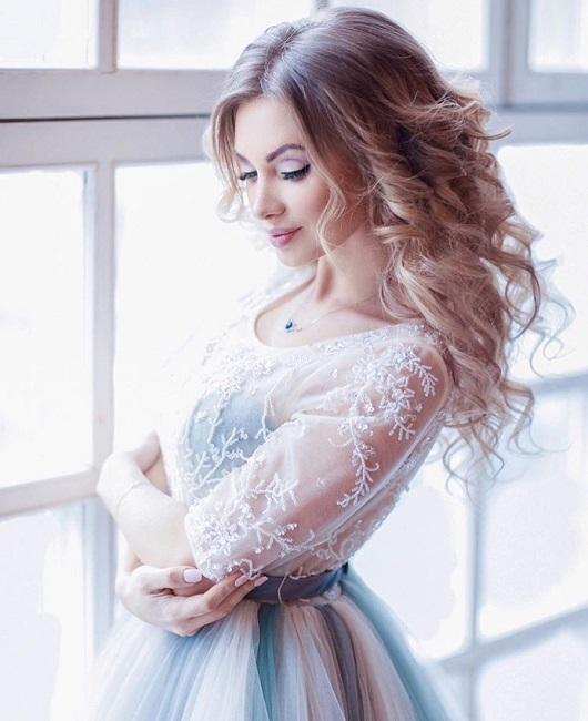 Инстаграм Евгении Феофилактовой