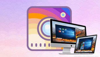 Скачать Instagram для MAC OS